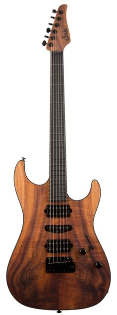 A beautiful guitar with a pleasant and subtle color. It has a very nice aesthetic and I can see myself owning it for sure.