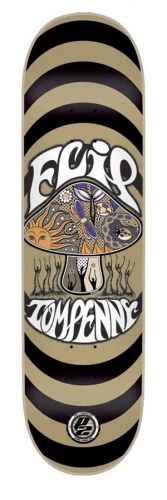 #flipskateboards #tom_penny #love #shroom #p2 #skateboard #deck 7.75x31.63