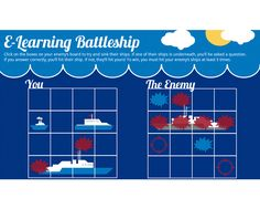 Storyline E-Learning Battleship Game Template Battleship Game, Presentation Backgrounds, Tools For Teaching, College, Templates, This Or That Questions, Learning, Games, Models