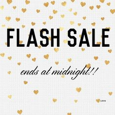 ⚡️FLASH SALE⚡️ everything temporarily reduced until midnight! get it while it's hot! Other