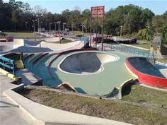 Kona Skate Park Jacksonville FL