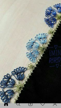 Thread Art, Needle And Thread, Crochet Unique, Needle Tatting Patterns, Knitting Club, Crazy Quilt Stitches, Crochet Bedspread, Crochet Needles, Pretty Designs