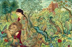 Laurel Long - The Lady and the Lion