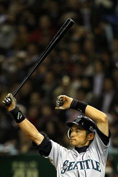 Ichiro Suzuki goes back to batting leadoff for the Mariners‎