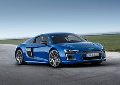New R8 Tron. Super