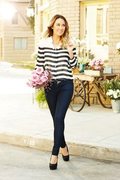 For the most part, I've lost faith in the quality of clothes at Kohls but I might break down and give them one more try JUST because of the Lauren Conrad for Kohl's Spring 2013 lookbook.