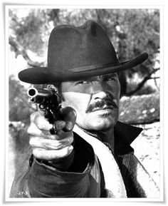 Jame Garner as Wyatt Earp, enforcing the law that he and his brothers may have made up on their own as many did back then (as long as they had a pistol and were willing to pull the trigger).