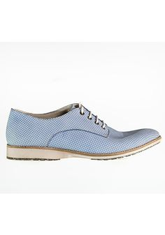 Loving this Blue Denim Dot Derby Leather Oxford on Blue Dream, Dream Shoes, Summer Shoes, Cole Haan, Derby, Oxford Shoes, Menswear, Footwear, Mens Fashion