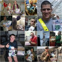 Miles of Smiles from theTroops!