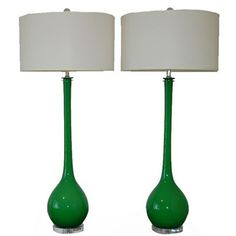 murano glass lamps photo - 2