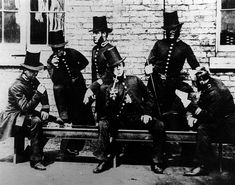 Manchester Peelers - Policing the 1840s by Greater Manchester Police, via Flickr