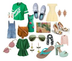"""""""Spring Time!"""" by kayliajoyner on Polyvore featuring Call it SPRING, Patricia Nash, Keds, Lee, Alexander McQueen, Joules, NIKE, Chloé, Volcom and Comptoir Des Cotonniers"""