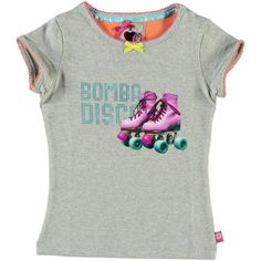 Bomba shirt V Neck, T Shirts For Women, Tops, Fashion, Pump, Moda, Fashion Styles, Fashion Illustrations