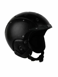 SKI HELMET LEATHER in Black for Unisex | BOGNER EU