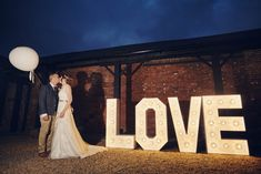 Love Sign at Copdock Hall Wedding Photos - www.helloromance.co.uk Quirky Wedding, Love Signs, Alternative Wedding, Wedding Photos, Romance, Wedding Photography, Victoria, Marriage Pictures, Romance Film