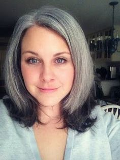 How Bourgeois: Seven Best Tips & Tricks for Successfully Growing Your Gray Hair Out! Started this 1 month no color , Praying to get through this.. I look terrible in hats..