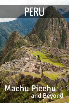 Machu Picchu is just one of the many historical and archaeological treasures of Peru. Click to find out what else this South American country has to offer.