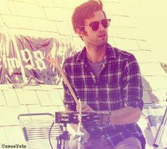 Chris Tomson (Drummer of Vampire Weekend) <3
