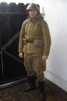 wwii soviet uniforms | WW2 Russian Uniform 3 by warman707