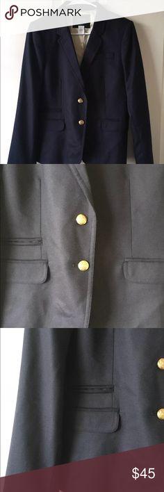 J Crew Schoolboy Blazer J Crew schoolboy blazer size 12 J. Crew Jackets & Coats Blazers