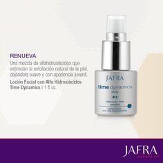Enamórate de tu piel con la ayuda de productos especializados que atienden tus necesidades. http://jafra.me/3bkk