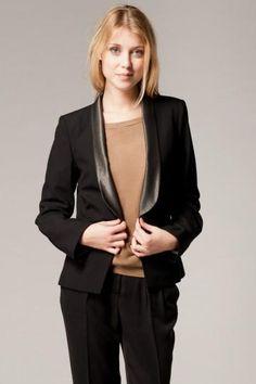 Veste draperie col smocking | Kookai -97€