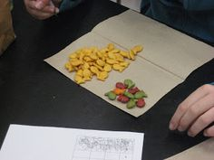 Ms. Milleson's 7th Grade Blog: Capture/Recapture - Proportions Math Activity