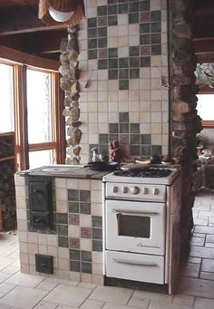 Masonry Heater Portfolio   Gimme Shelter Construction for my cottage