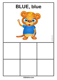 FREE Color sorting printable for toddlers and preschoolers perfect for learning colors, increasing vocabulary, promoting language and speech development.learn colors with 123 Kids Fun Apps! Color Activities For Toddlers, Preschool Colors, Preschool Writing, Toddler Learning Activities, Free Preschool, Kids Learning Activities, Toddler Preschool, Sorting Activities, Learning Colors