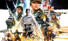 Star Wars Celebration Europe 2016 Key Art Features 'Rogue One' Reveals