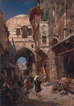 Benjamin Disraeli and Cosmopolitan Jerusalem