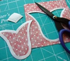 Applique Part 2 - Machine Applique with Fusibles - The Crafty Quilter