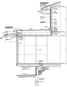 Cantilevered room section 01