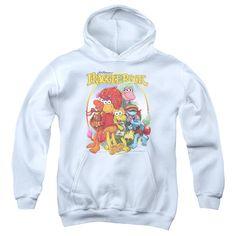 Youth Fraggle Rock/Group Hug Hooded Sweatshirt