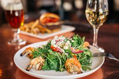 Inside City Works Eatery & Pour House At Disney Springs Disney World Discounts, Disney World News, Walt Disney World Vacations, Lunches And Dinners, Meals, City Works, Breakfast Hash, Delicious Restaurant, Yummy Food