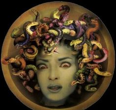 Medusa | MythOrTruth.Com - Mythical Creatures, Beasts and Facts ...