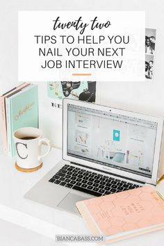 Tried and tested tips to help you kill it at your next job interview. Career | Career tips | Work | Work tips | Motivation | Success | Career advice | Work advice