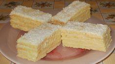 Prăjitură delicioasă cu cremă de lămâie. Gata în 30 de minute!