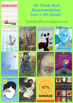 My 5th Grade Daughter's Favorite Books for the Year: PragmaticMom