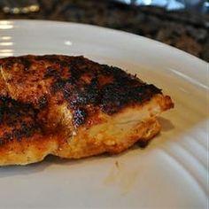 Blackened Chicken Allrecipes.com