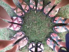 just want some dang chacos