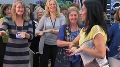 Quiltmaker Shuffle: Line dancing for quilters with moves like Shop, Press, Cut, Sew, Quilt! Perfect for your retreat or guild meeting. Sew much fun!!!