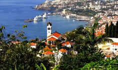 Madeira is truly world class: Ronaldo's birthplace was once a honeypot for pirates - now it's a lush island filled with treasures | Via Daily Mail | 31/05/2014 Yes, it's true. He, the magician, was born here, dribbled, took his first steps, side-footed his first goal, screamed for his first penalty and pleaded for the other toddler to be sent off. I speak, of course, of Cristiano Ronaldo...His birthplace was Funchal, capital of the Portuguese island of Madeira. #Portugal