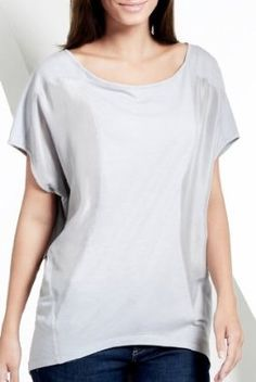 M&S silk panel top