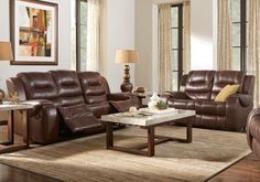 Find Leather Living Rooms that will look great in your home and complement the rest of your furniture.