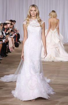 25be39f44902 50 vestidos de novia escote ilusión  ¡encuentra tu favorito y lúcelo con  confianza! Discount Designer Wedding DressesBridal Fashion WeekInes Di Santo  ...