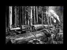 """""""The Old Log Train""""... Hank Williams Sr (Hank's Tribute Song to His Father) - YouTube"""