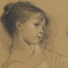 portrait by Gustav Klimt