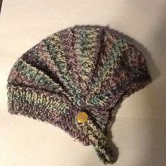 Ravelry: BridgetFlood's Aviatrix baby hat