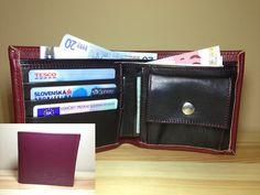 Leather wallet for man. High quality.  --->  http://www.sashe.sk/StefanKrajcovic/detail/paska-kozena-penazenka-bordova
